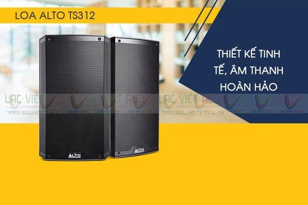 Loa sân khấu 3 tấc Alto TS312