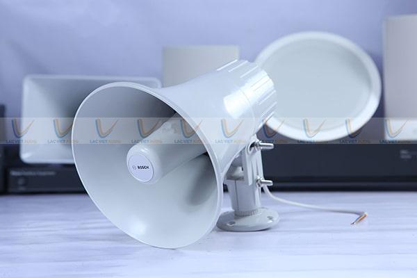 Loa nén phát thanh Bosch có khả năng phóng âm thanh đi xa