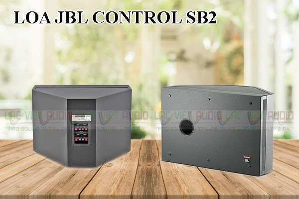 Giá loa sân khấu nhập khẩu JBL Control SB2: 8.900.000 đồng