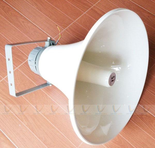 Loa truyền thanh TOA thường khá khó lắp đặt
