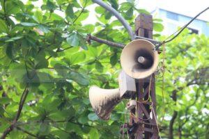 Nhạc loa phát thanh vẫn cần thiết trong nhiều trường hợp