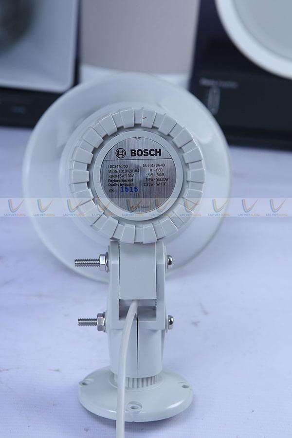 Thiết kế giá đỡ thông minh của Bosch LBC-3470/00