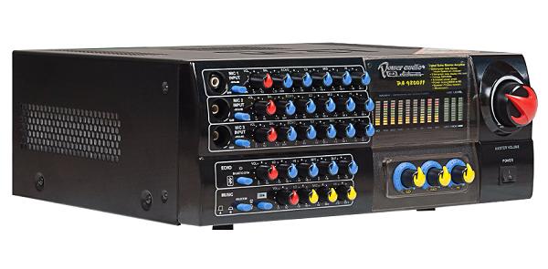 Giá amply 8 sò cũ Power Audio Pa-9800II: 2.300.000 đồng