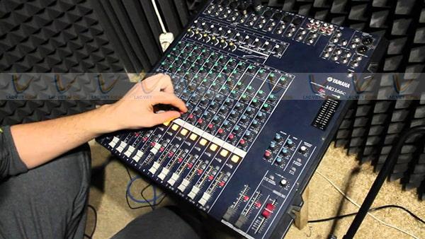Địa chỉ bán mixer bãi giá rẻ chất lượng tại Lạc Việt Audio
