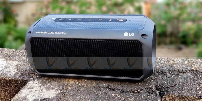 Loa bluetooth bass mạnh dưới 1 triệu LG XBoom Go PK3
