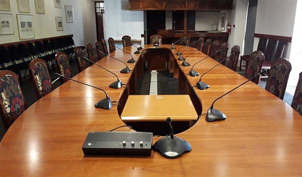 Micro hội thảo có vai trò quan trọng trong hệ thống phòng họp