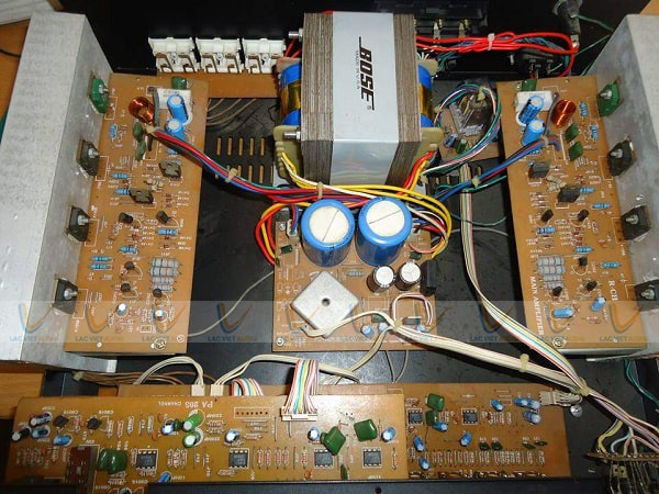 Sò amply là linh kiện quan trọng giúp khuếch đại tín hiệu âm thanh ra loa