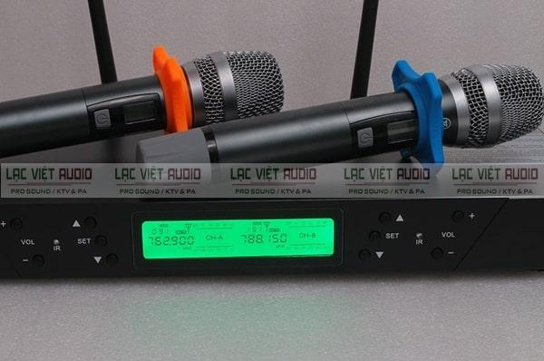 Mua micro VinaKTV chính hãng tại Lạc Việt Audio