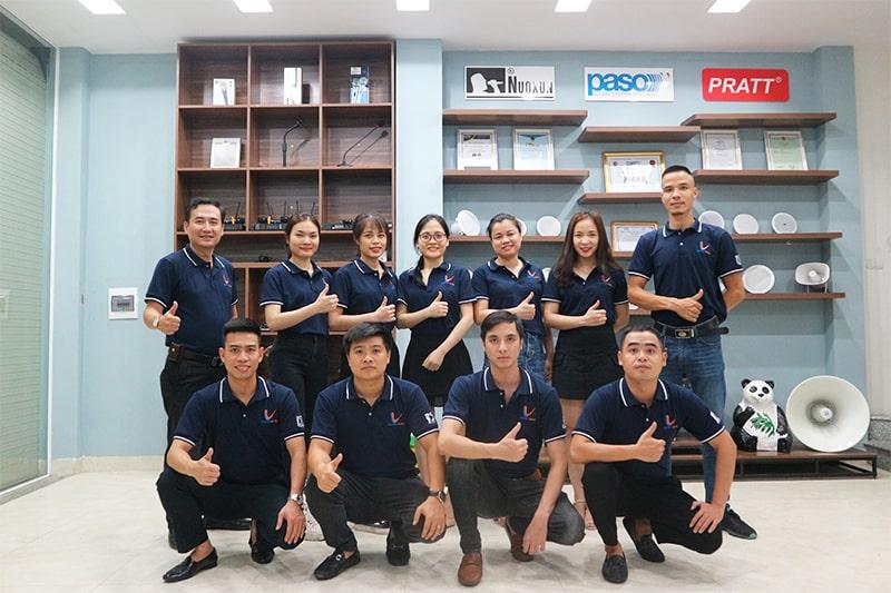 Đội ngũ nhân sự, chuyên gia của Lạc Việt Audio