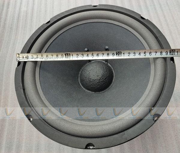 Kích thước bass loa không ảnh hưởng tới chất lượng âm thanh của loa