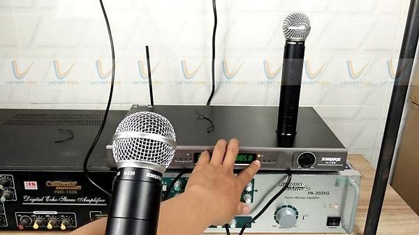 Micro không lên tiếng do thiết bị khác trong hệ thống bị hỏng