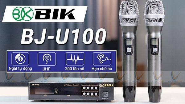 Micro BIK có thiết kế đẹp mắt