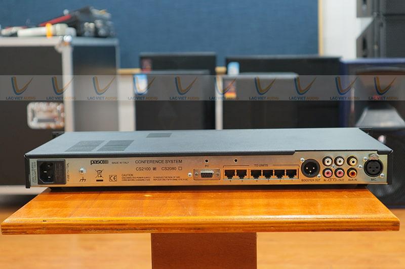 Bộ điều khiển hỗ trợ tới 100 micro trong hệ thống