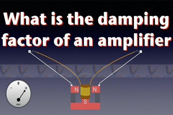 damping factor là gì