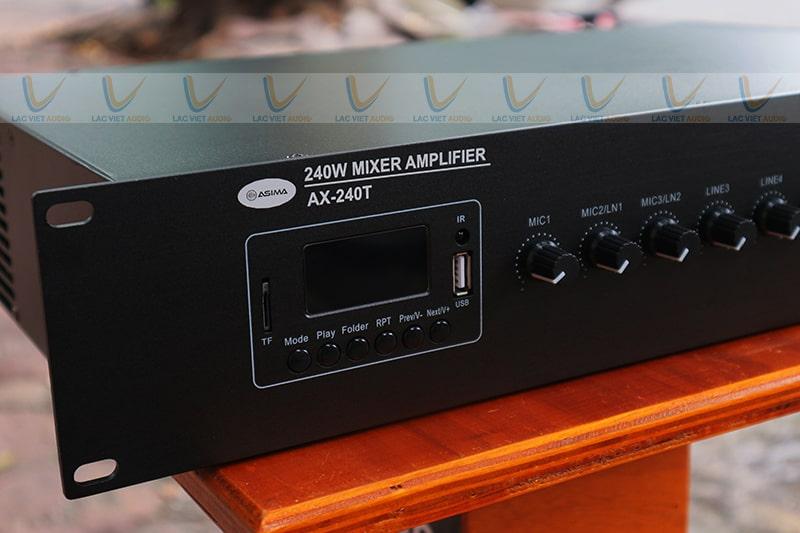 Mua amply Asima chính hãng tại Lạc Việt Audio