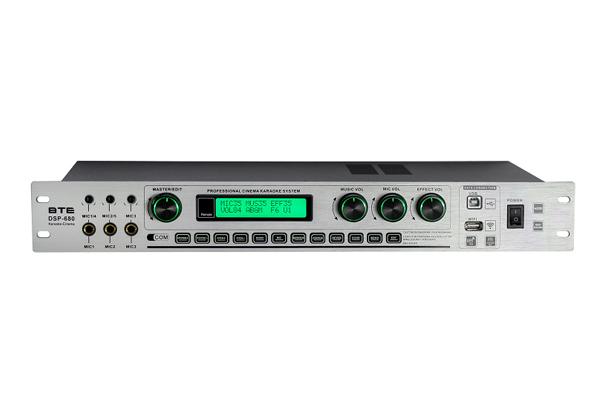 Vang số BTE DSP 680
